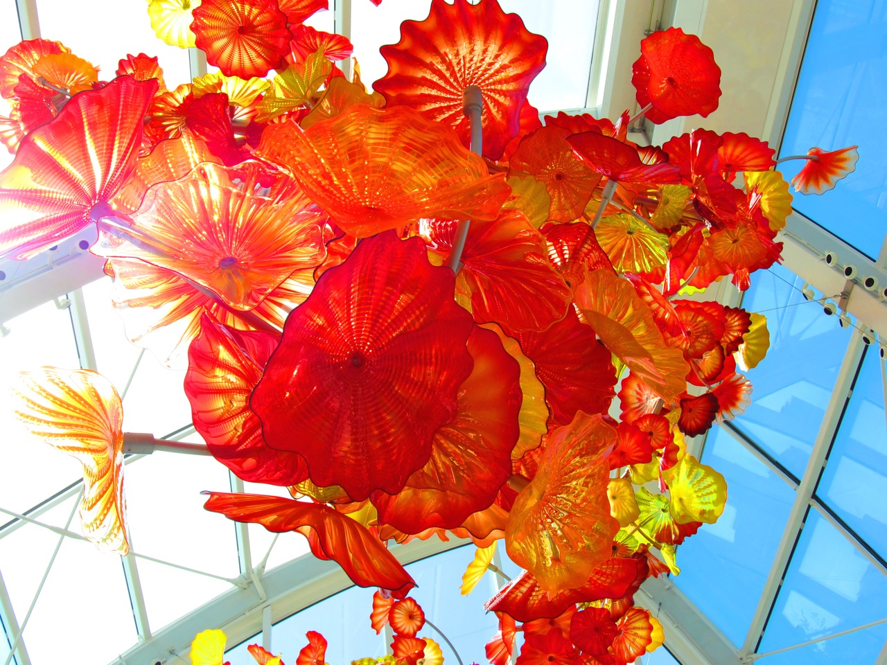 Chihuly Garden And Gl Date Night In Seattle Gers