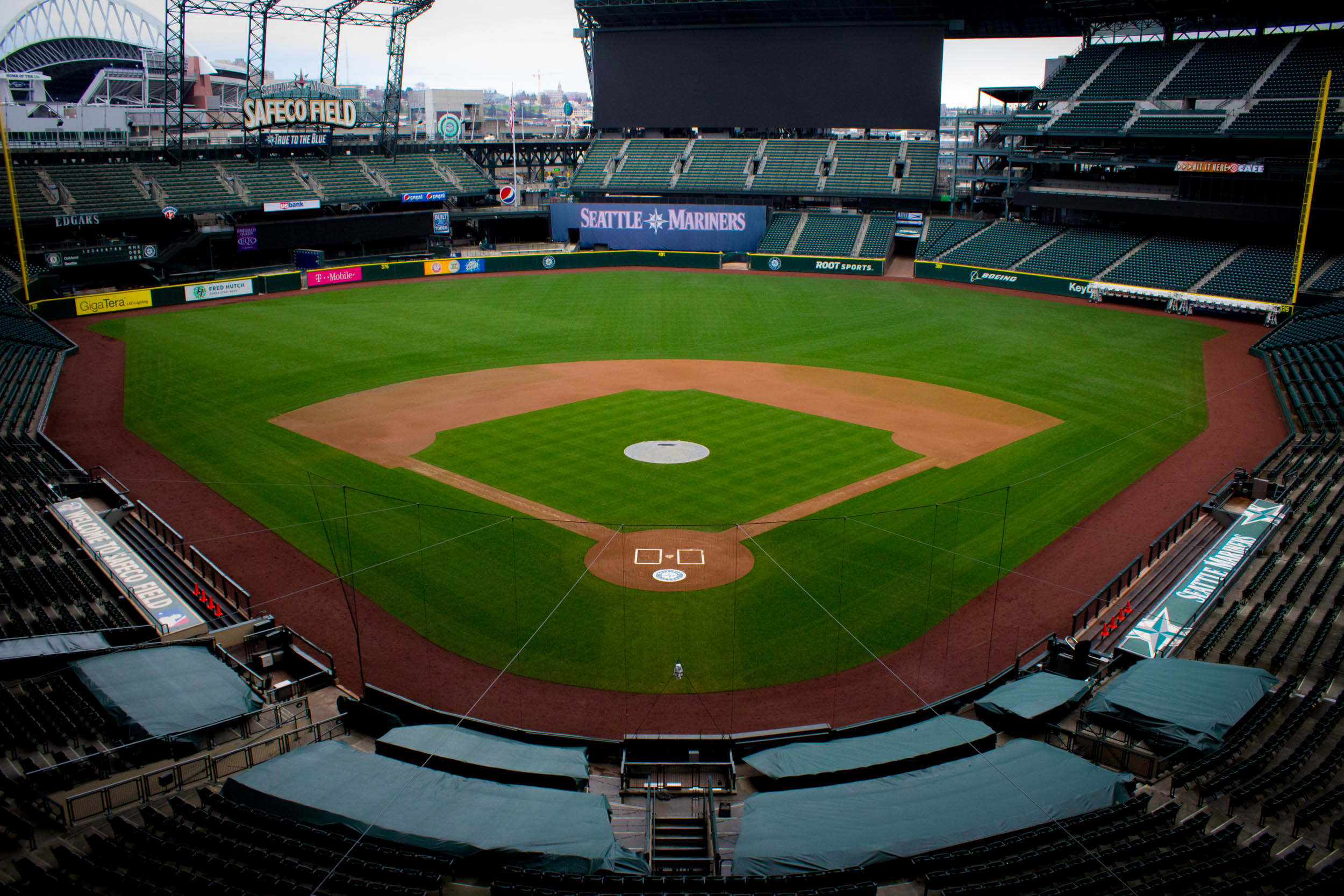 Safeco Field Tours: Mariners Behind the Seams | Monorail ...