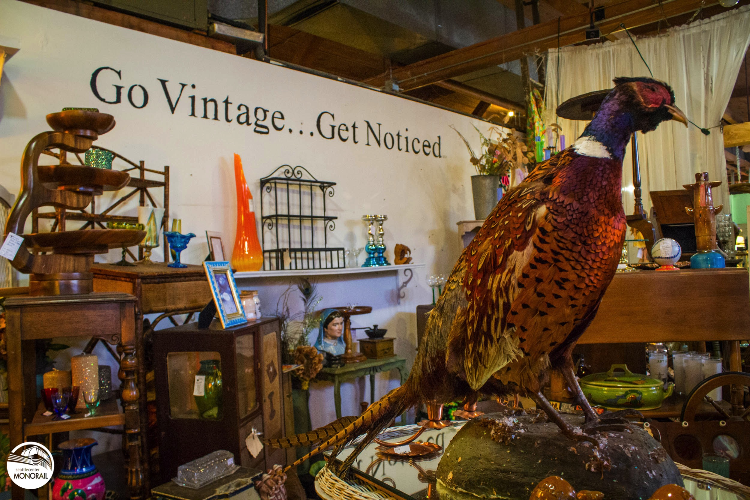 This Week S Monorailmust Antiques At Pike Place